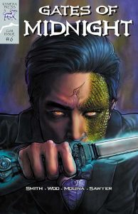GoM Issue 6 Cover
